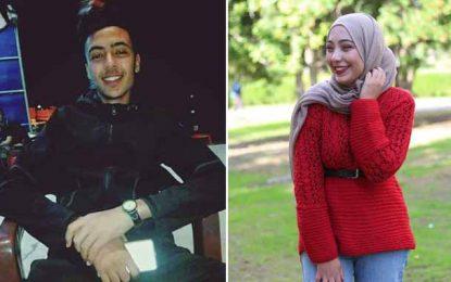 Accident de Amdoun : Enterrement, à Hajeb Layoun, de Dhouha Hajji et son frère Nidhal
