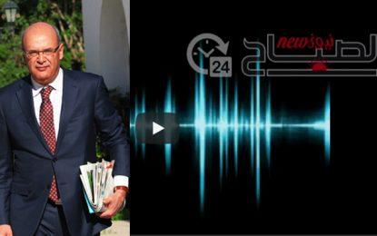 «Assabah Al-Ousboui» publie un enregistrement pour démentir Hakim Ben Hammouda (audio)