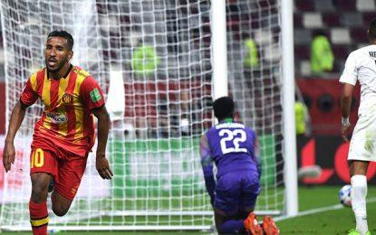 Mondial des clubs : l'Espérance et Hamdou Elhouni primés