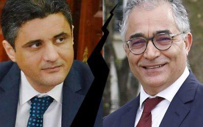 Machrou Tounes : Fritures sur la ligne entre Mohsen Marzouk et Hassouna Nasfi