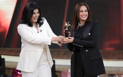 Prix du public de la chaîne égyptienne CBC : Hend Sabri élue meilleure actrice 2019