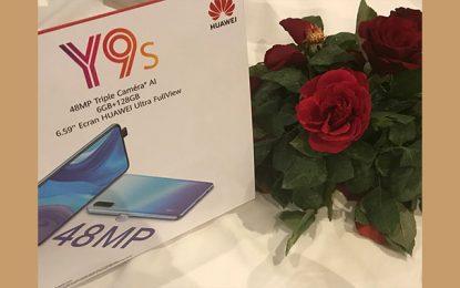 Smartphones : Huawei  lance son Y9s sur le marché tunisien à 999DT