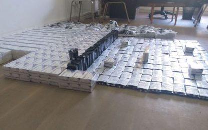 Saisie de 33.800 pilules de drogue à Jebel Jelloud