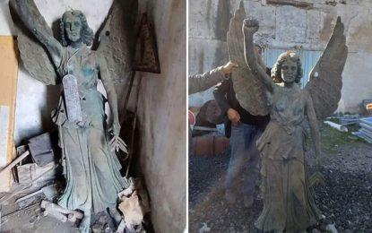 Patrimoine : A propos de la statue découverte à Tabarka