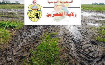 Kasserine : Le gouverneur ordonne d'annuler des marchés publics