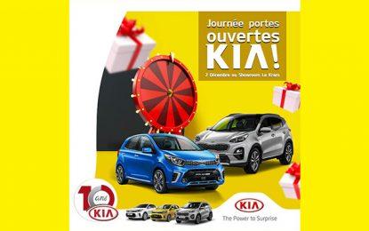 Pour fêter ses 10 ans, City Cars organise une Journée Portes Ouvertes de la marque Kia