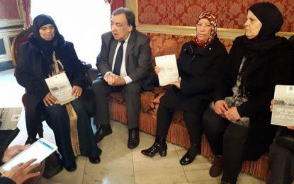 Quatre mères tunisiennes en Italie pour identification des dépouilles repêchées de leurs enfants