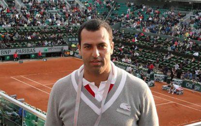 Tennis : Mohamed Chahir Fitouhi, sur la plus haute chaise…