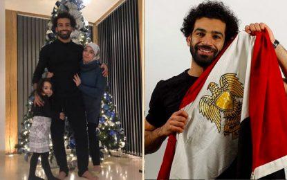 #Salah, pour la tolérance religieuse, en soutien à Mohamed Salah, critiqué pour avoir posé devant un sapin de Noël