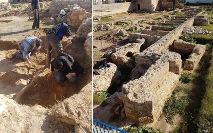 Monastir : Fouilles archéologiques autour de Ksar Essayda pour retrouver la mosquée Aghlabide