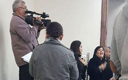 Abir Moussi sème le chaos à l'Assemblée : Pourquoi ? Et pour qui ?