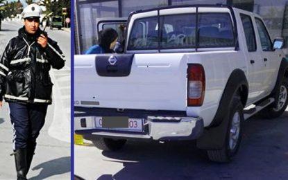 Les infractions des voitures administratives ont baissé à 3,4% en 2019
