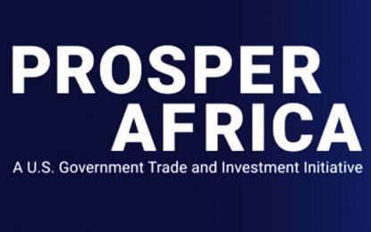 Conférence Prosper Africa, le 6 février 2020, à Tunis, pour relancer les échanges entre les Etats-Unis et l'Afrique