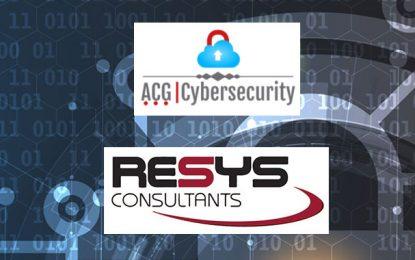 Cyber sécurité : Resys-consultants s'associe à ACG Cybersecurity