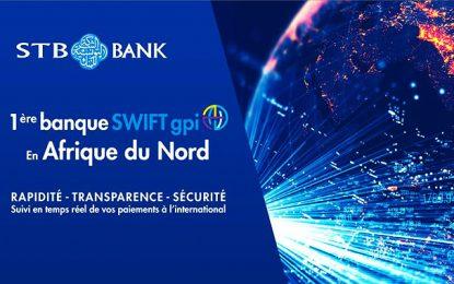 STB Bank : Première banque Swift gpi en Afrique du Nord