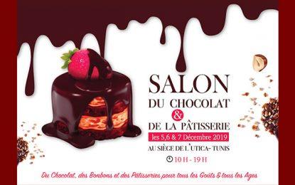 L'Utica accueille la 2e édition du Salon du chocolat et de la pâtisserie