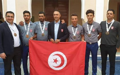 Golf : La sélection tunisienne termine 3e du Championnat arabe hommes