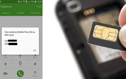 «Mes numéros, ma responsabilité» : Un service gratuit vous permet désormais de connaître les cartes SIM enregistrées sous votre identité
