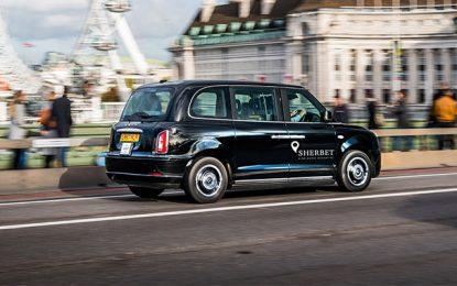 Tourisme : La Tunisie investit les taxis londoniens Sherbet