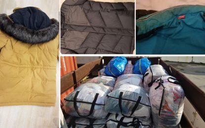 Vêtements neufs envoyés de Suisse à des enfants nécessiteux au Kef, remplacés par des habits sales et usés : La douane enquête