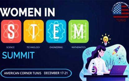 Le Women in STEM Summit du 17 au 21 décembre 2019 à Tunis