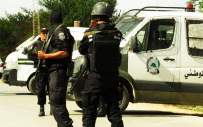 Sfax et Sousse : une campagne de sécurité a permis d'arrêter plusieurs personnes recherchées par la police