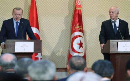 L'accord entre la Turquie et la Libye concerne aussi la Tunisie