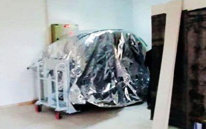 Des scanners pour les hôpitaux universitaires Habib Thameur à Tunis et Mongi Slim à La Marsa