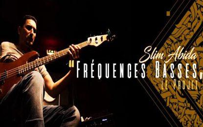 Concert de sortie d'album «Fréquences Basses» de Slim Abida, le 20 décembre 2019 à Tunis