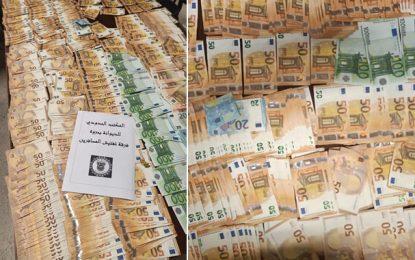 Tozeur : Deux étrangers arrêtés pour trafic de devises