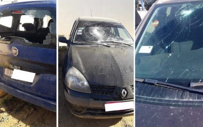 Voitures vandalisées au tribunal de Sidi Bouzid : Un suspect en détention