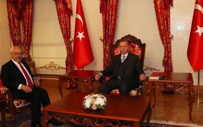 Rencontre très spéciale à Istanbul : Que mijotent Erdogan et Ghannouchi ?