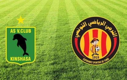 Ligue des champions : l'Espérance de Tunis à Kinshasa, sans Chammam, Derbali et Bonsu