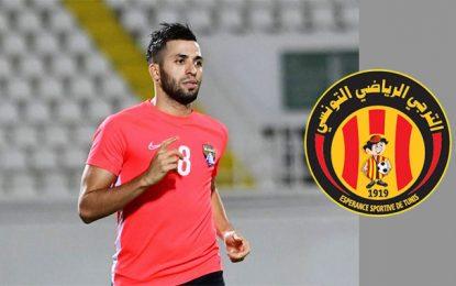 Abderrahmane Meziane nouvelle recrue de l'Espérance de Tunis