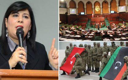 Tunisie : Le PDL dénonce le silence de la présidence de la république et du parlement sur l'intervention militaire turque en Libye