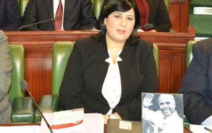 Abir Moussi : «On ne peut réaliser de bons résultats avec des ministres incompétents»