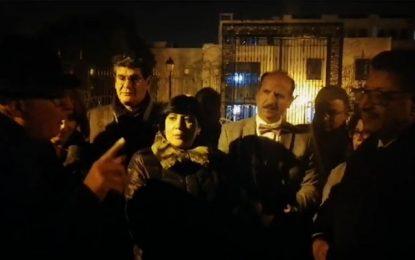Menaces de mort contre Abir Moussi : La brigade antiterroriste ouvre une enquête (Vidéo)