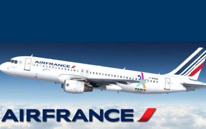 Coronavirus : Air France annonce des vols de rapatriement depuis la Tunisie
