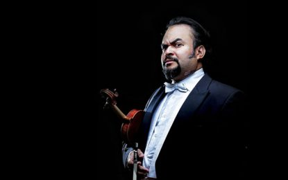 Concert de musique latine et classique à la Cité de la Culture de Tunis