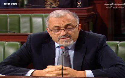 Ameur Larayedh : «Dieu seul sait si ce gouvernement va passer ou non»