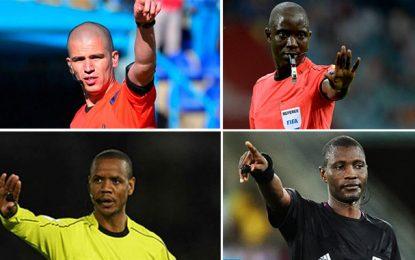 Ligue 1 : arbitres africains pour EST-ESS et EST-CA