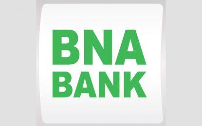 La BNA fait un don de 12 MDT à la lutte contre le coronavirus