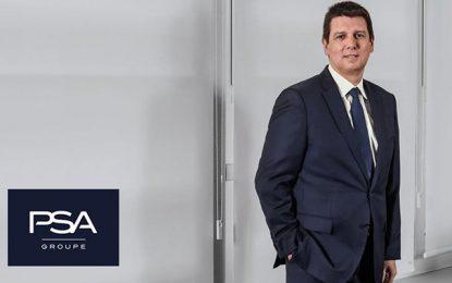 Groupe PSA : Christophe Mandon, SVP Ventes, Marketing & Après-ventes pour la région MOA