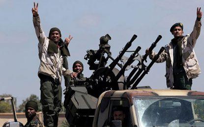 La Turquie utilise des combattants syriens en Libye