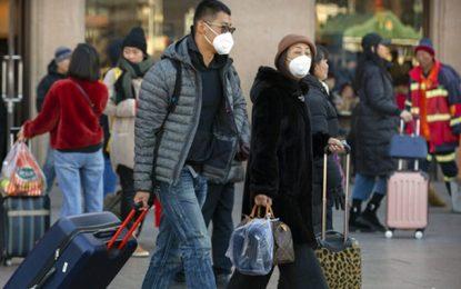 Coronavirus : Aucun cas enregistré parmi la communauté tunisienne en Chine