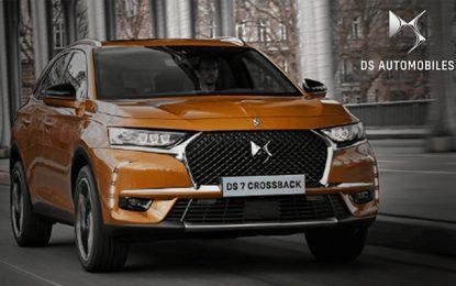 DS 7 Crossback : leader des SUV Premium en Tunisie en 2019