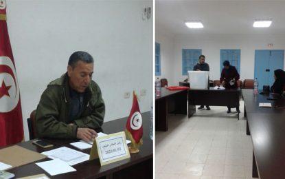 Dhehiba : Mokhtar Amri (Machrou Tounes) succède au maire nahdhaoui Ali Ameur