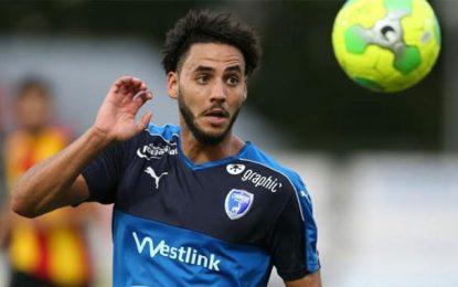 L'international tunisien Dylan Bronn en pourparlers avec le FC Metz