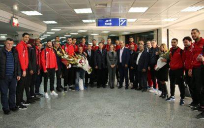 Volleyball : La Tunisie se qualifie aux Jeux Olympiques 2020 (Vidéo)