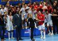 Handball : la Tunisie ne fait pas le poids devant l'Egypte